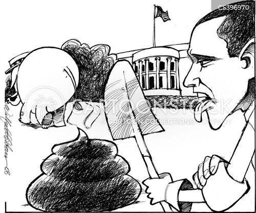 democratic parties cartoon