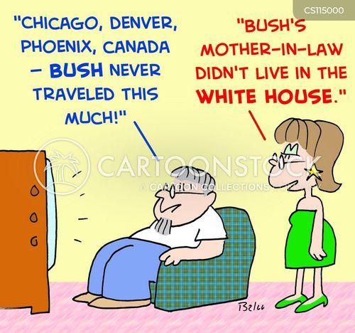 president barack obama cartoon