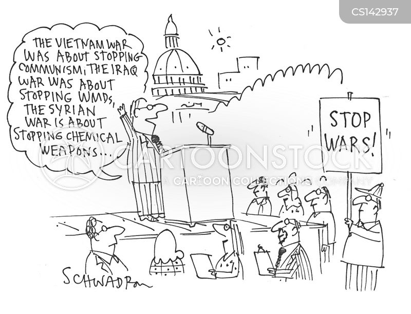 us foreign policy cartoon