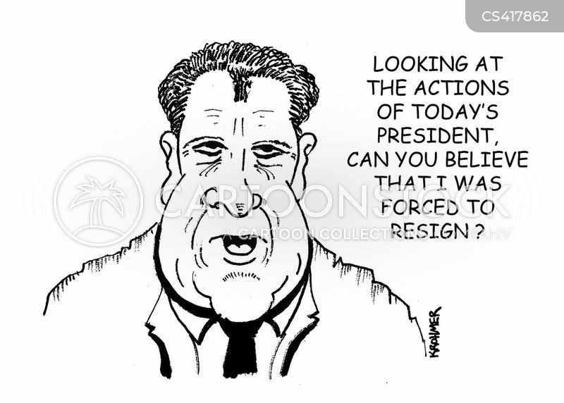 Watergate Cartoons And Comics Funny Pictures From