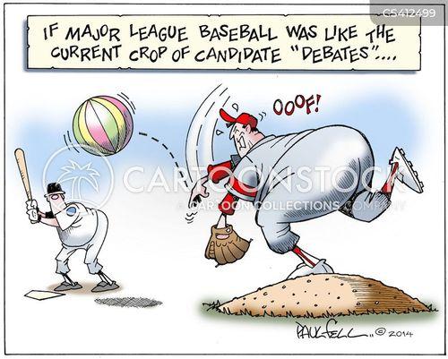 senate race cartoon