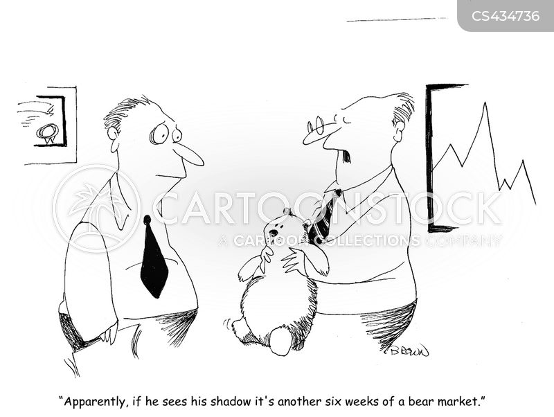 marketplace cartoon