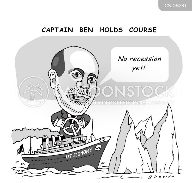 ben bernanke cartoon