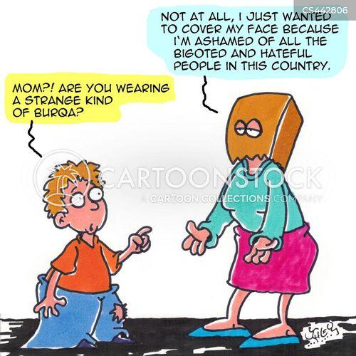 xenophobes cartoon