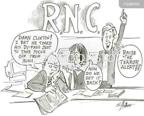 climate of fear cartoon