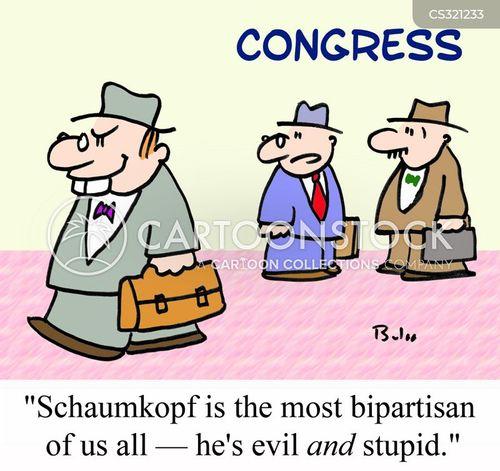 politicial cartoon