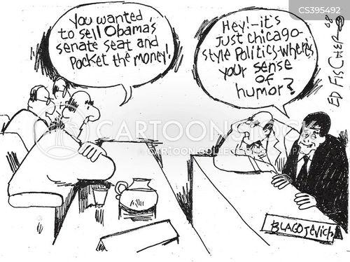 senate seat cartoon