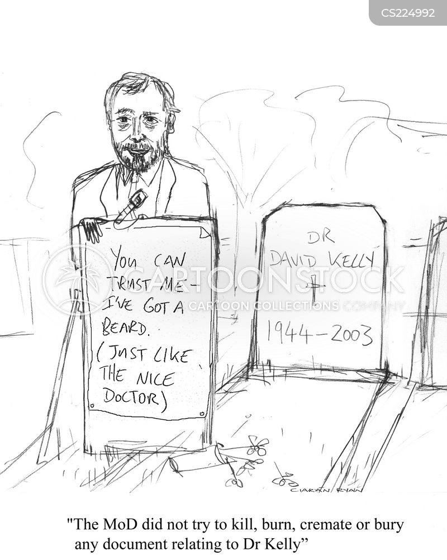 david blunkett cartoon
