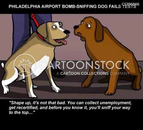 bomb threat cartoon