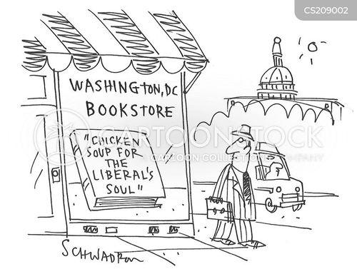 presidency cartoon