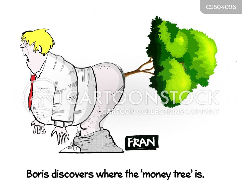 british government cartoon