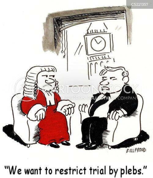 plebeian cartoon