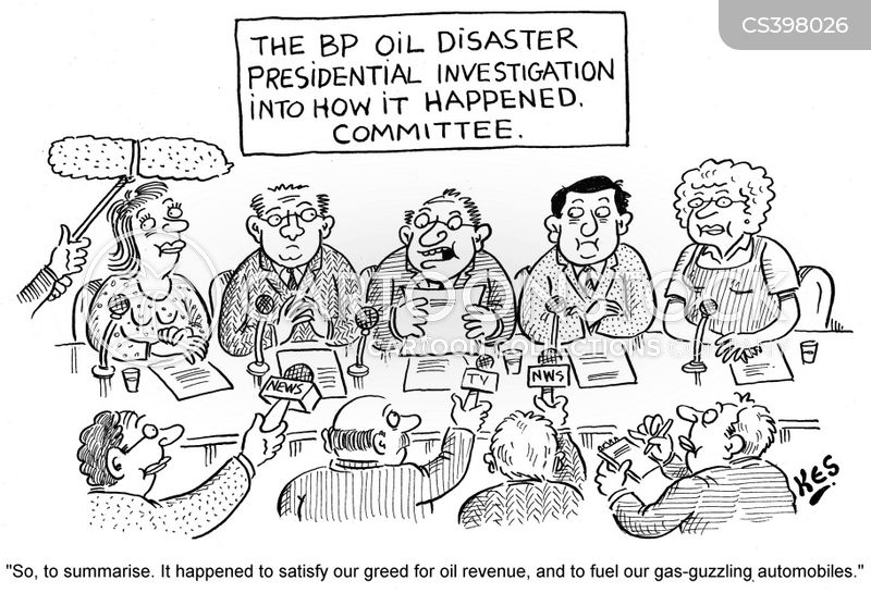 british petroleum cartoon