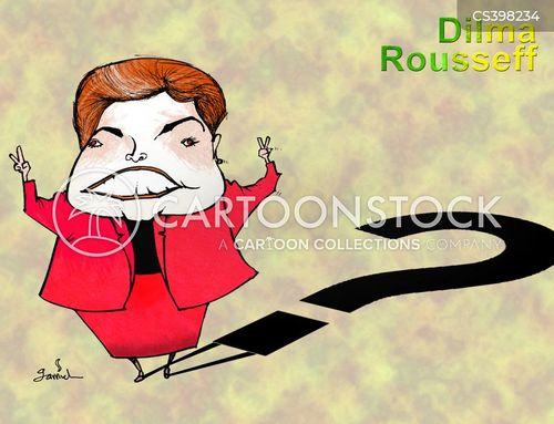 brazilians cartoon