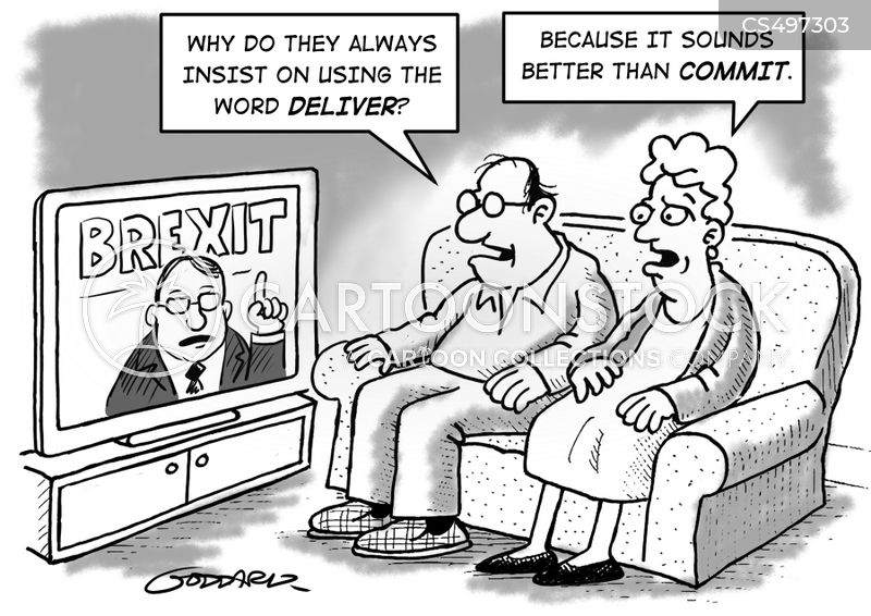 brexiteers cartoon