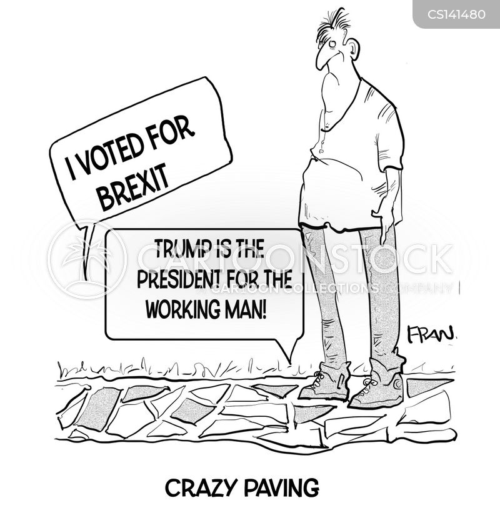 brexiters cartoon