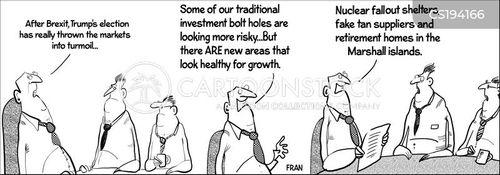economic growth cartoon