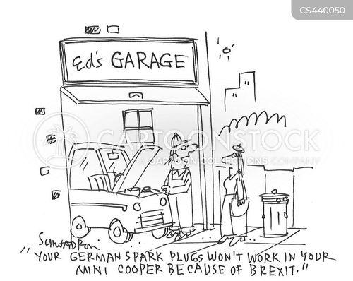 regrexit cartoon