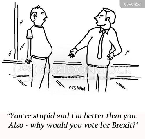 condescends cartoon