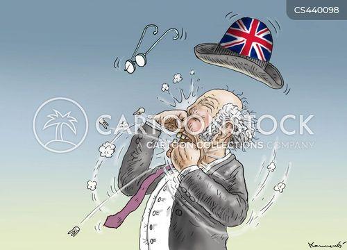 u.k. politics cartoon