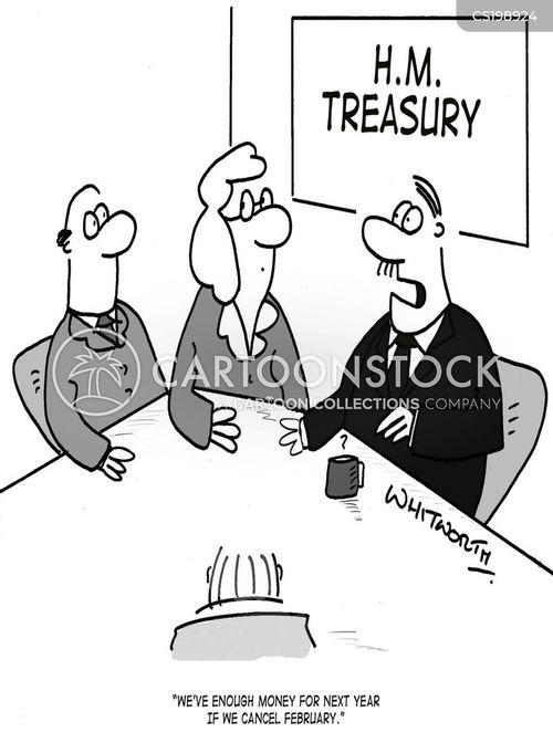 february cartoon