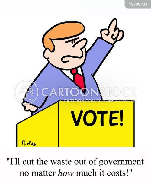 civil services cartoon
