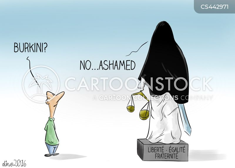 islamophobia cartoon