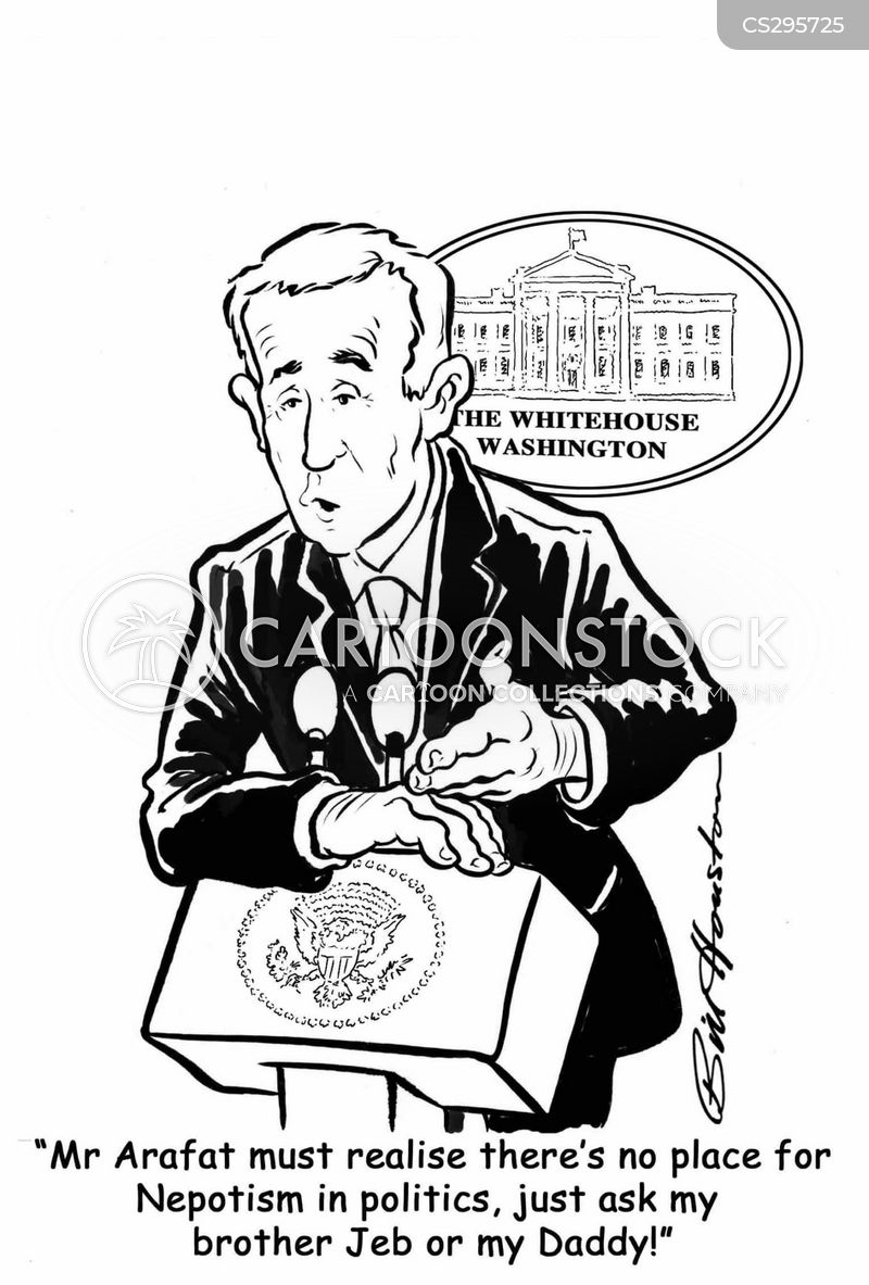 presidential speech cartoon