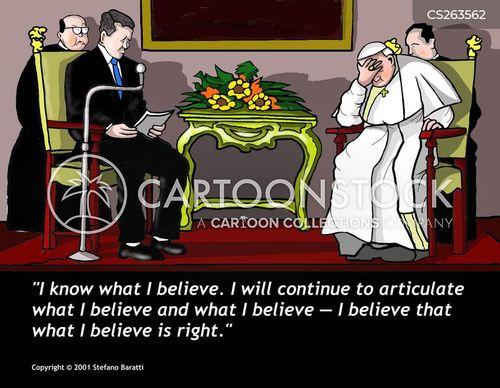 tautology cartoon