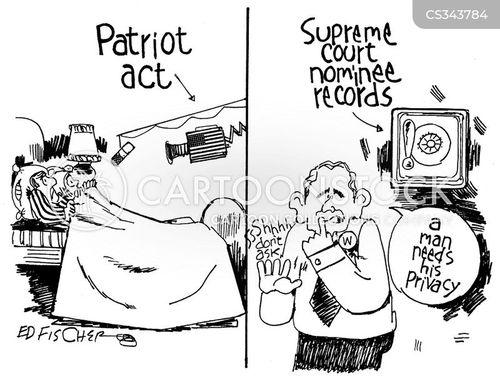 john roberts cartoon