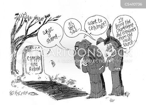 political reforms cartoon