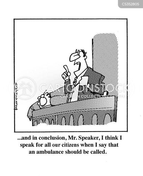 canadian politician cartoon