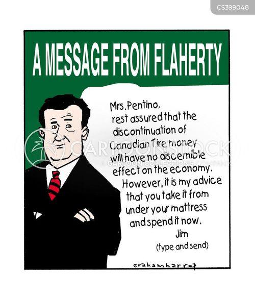 canadian parliament cartoon
