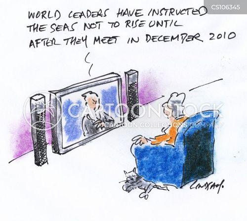carbon target cartoon