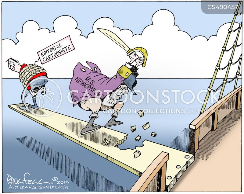 news cartoon cartoon