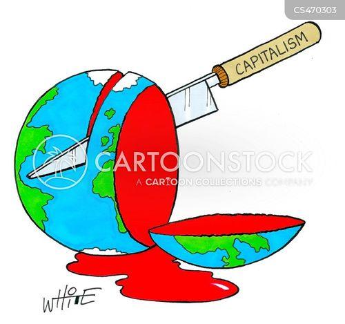 vested interests cartoon