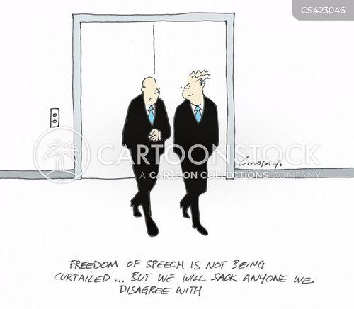 free media cartoon