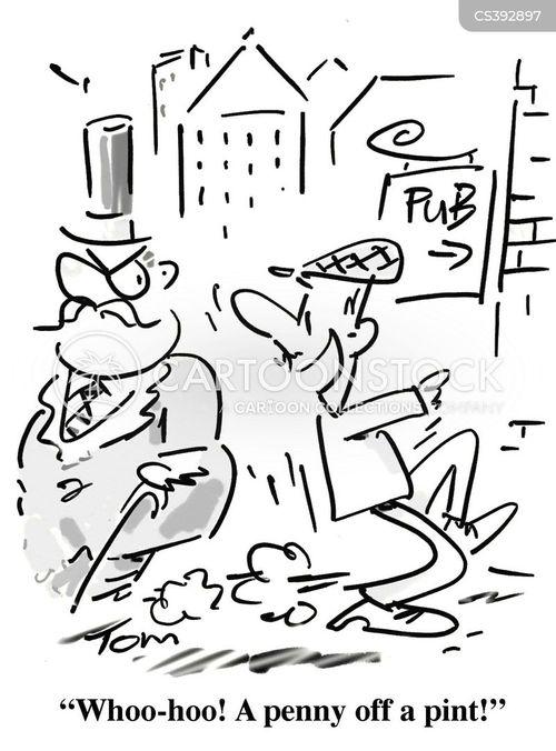 chancellor of the exchequer cartoon