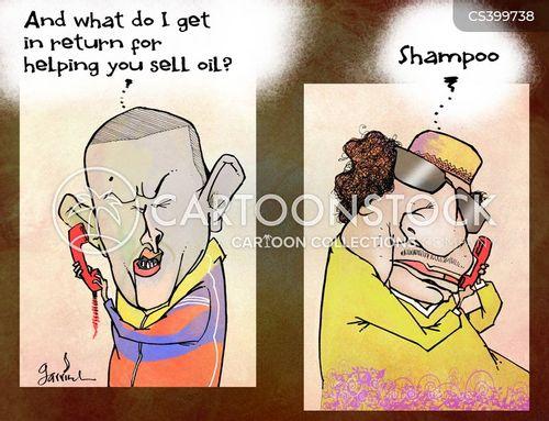 chavism cartoon