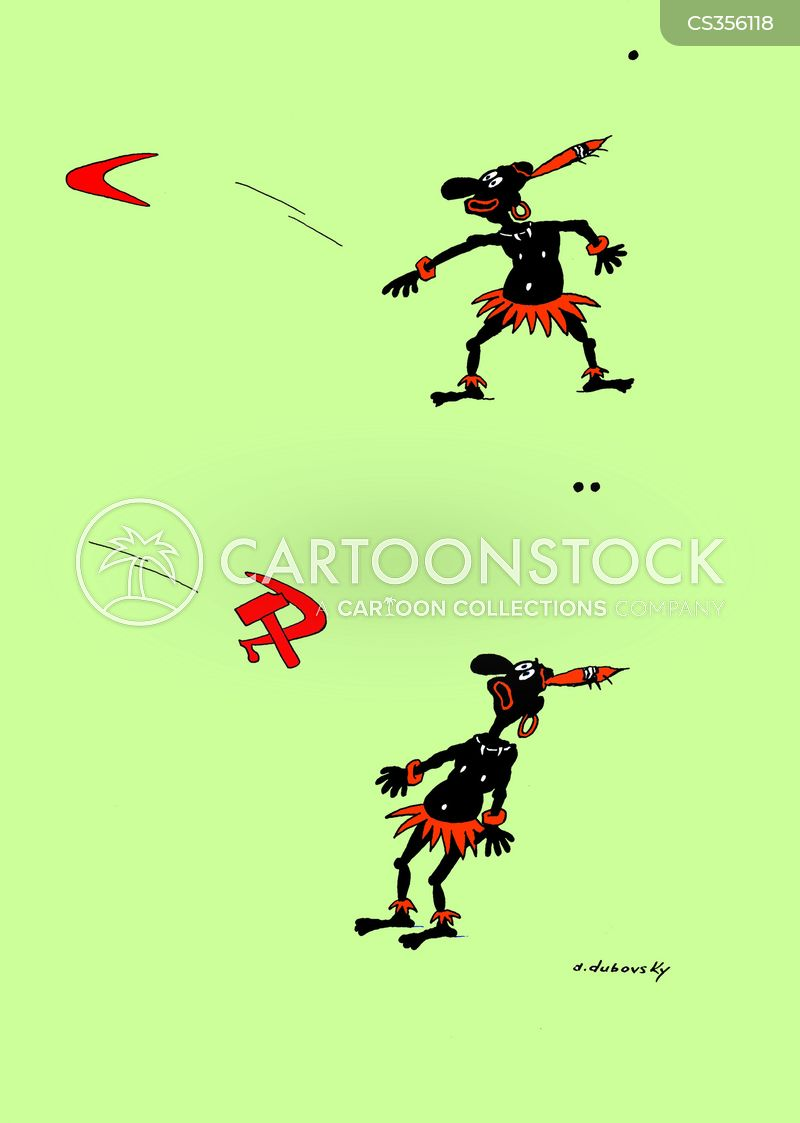 hammer and sickle cartoon