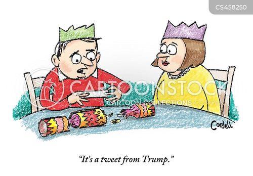 seasonal spirit cartoon