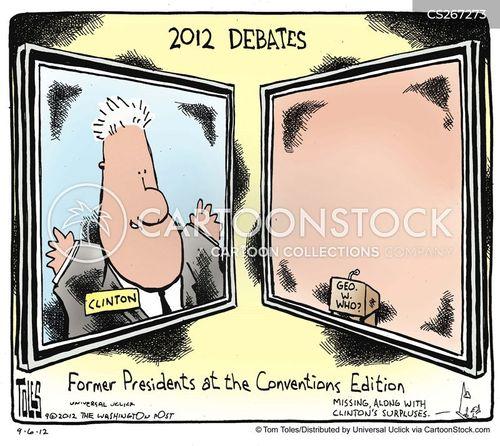 endorsements cartoon