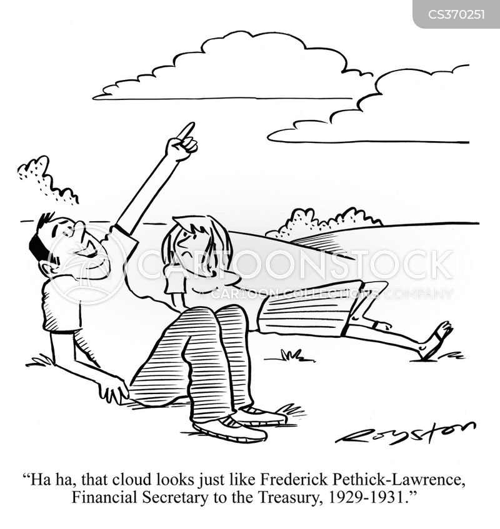 cloudspotters cartoon