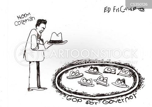 americna presidents cartoon