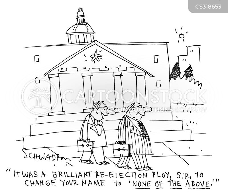 voterapathy cartoon