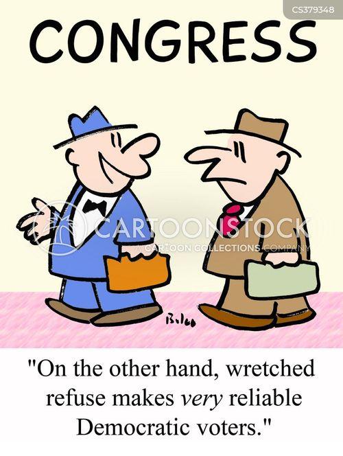 wretched cartoon