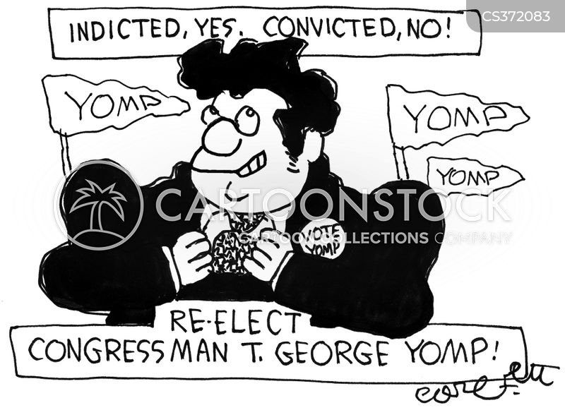 re-elect cartoon