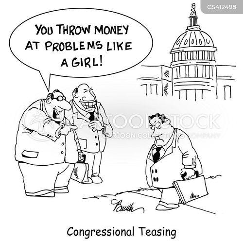 legislators cartoon