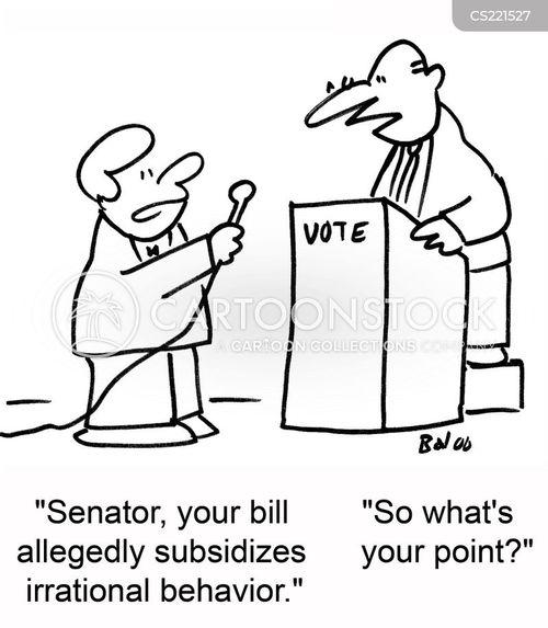 subsidizes cartoon