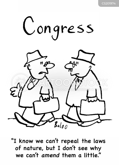 amend cartoon